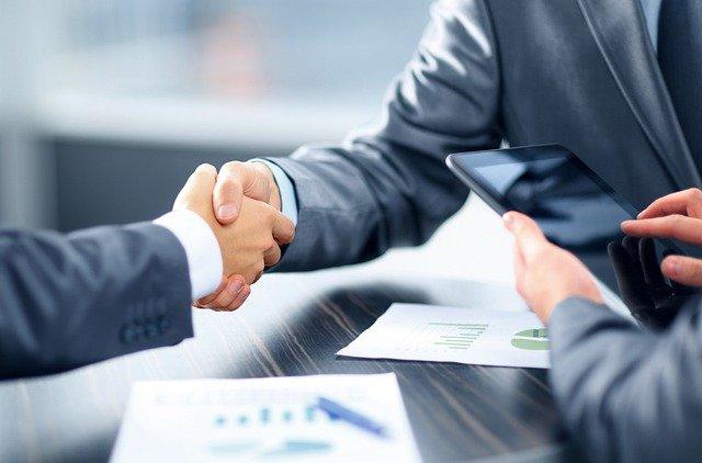 dohoda s bankéřem