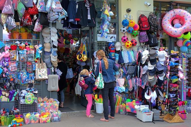 Nakupování na polském tržišti