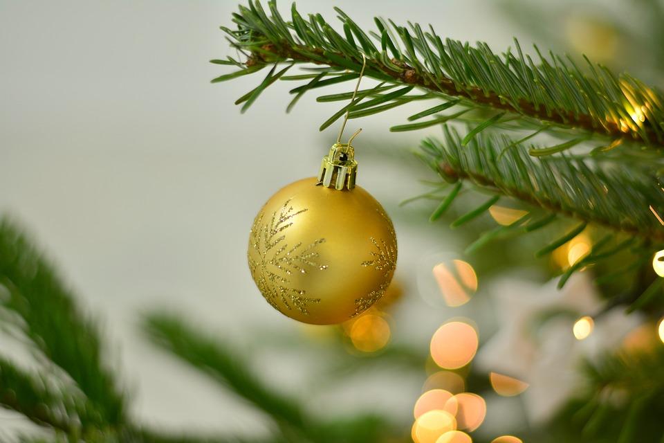 koule na stromku
